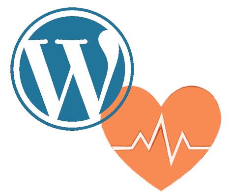 imagick santé site wordpress5 PHP extensions
