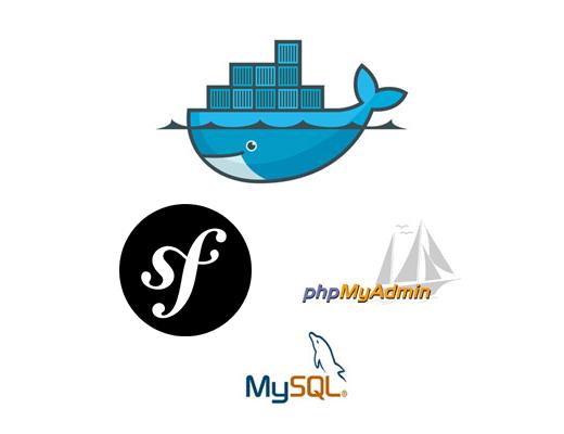 Utiliser Symfony dans Docker | webdevpro.net